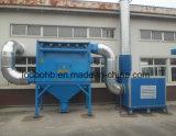 De Collector van de Damp van de Filtratie van Cartirdge van Mulitiple voor Industrieel Filtrerend Systeem