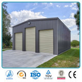 Edificio ligero prefabricado de la estructura del hierro de la estructura de acero en China