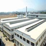 Facile de construire la construction légère préfabriquée de Pôle d'entrepôt de structure métallique