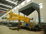 Nenhum cozer a linha de produção fundição da máquina do molde da carcaça da areia da resina (areia da resina de furano/areia da resina da areia da resina fenol do alcalóide/PEP-SET)