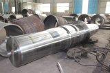 重い鍛造材は工場のためのローラーを造った