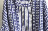 Cardigan delle signore modellato Opean dell'acrilico di 100%