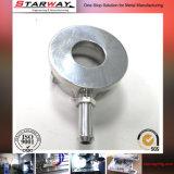 Fábrica fazendo à máquina do protótipo do metal do CNC