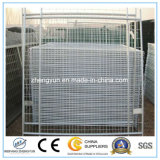 Rete fissa provvisoria della rete fissa della rete metallica della saldatura del TUFFO caldo