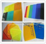 Plastic AcrylRaad van het AcrylBlad van de Gietvorm