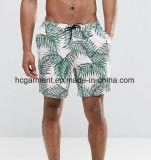 남자를 위한 다채롭게 Beachwear 수영복 널 간결, 바닷가 착용