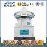 Berufshersteller-Frucht-Shell-hölzerne Tabletten-Kraftstoff-Maschine mit der Kapazität 1-1.5 Tonne pro Stunde