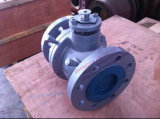 Tk 4inch X 4inch Class 300 rf Flanged End Valve Ball