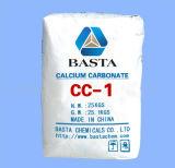 注入口の粉のGoundの炭酸カルシウムのCaCO3のゴム