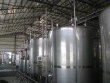 Linha de processamento automática cheia do leite da amêndoa 1000L/H