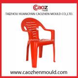 Plastikarm-Stuhl-Form mit drei Interchangable Rückseiten-Einlage