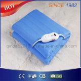 Único cobertor inferior Heated elétrico para aquecer-se toda a noite