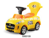Wanderer-Kind-Fahrt auf Baby-Auto-Gefühl-Rad-Plastikspielzeug (0065109)