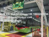De semi Automatische Lopende band van de Bus SKD