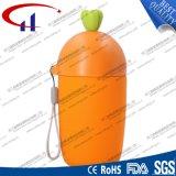 Form-Glaswasser-Flasche der Karotte-340ml (CHB8023)