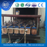 Trasformatore di distribuzione montato palo a bagno d'olio standard di monofase 6kV/6.3kV dell'ANSI