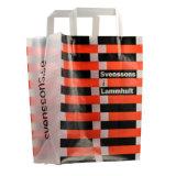 El HDPE se levanta las bolsas cosméticas para las compras (FLL-8312)