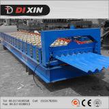 Крен панели крыши стального листа цвета Dx 750 формируя машину с производственной линией