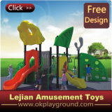 1176 enfants dignes de confiance extérieure en plastique Aire de jeux Equipements (X1224-4)