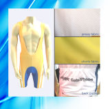 85% Polyester 15% Spandex Man's Cycling Bib Shorts