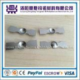 Bateaux de molybdène et de tungstène de qualité en vente