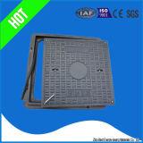 Quadrat gelüfteter Einsteigeloch-Deckel