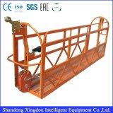 Plate-forme d'échafaudage de matériel de construction de zinc de plongement chaud