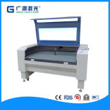 máquina de gravura de couro da estaca 100W