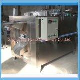 Machine de torréfaction d'arachide d'acier inoxydable de qualité