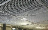 Estrutura expandida aplainada do alumínio do metal