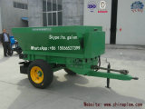 Due Wheel Tractor Trailed Fertilizer Spreader con Highquality e Compact Structure