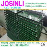 Placa de indicador impermeável ao ar livre do diodo emissor de luz P10