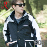 방수와 Breathable 옥외 기술 스키 재킷 (QF-639)