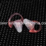Aumentando os Earplugs macios desgastando da borracha de silicone para a venda da fábrica