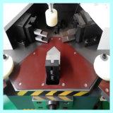 高品質アルミニウムWindowsおよびドアの単一のヘッド結合機械