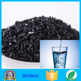 Carbonio attivato granulare delle coperture della noce di cocco dei materiali di trattamento delle acque