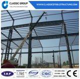 Almacén ligero metálico de la estructura del marco de acero de la construcción/estructura de acero