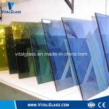 Reflektierendes Kabinendach-Glas/Säure ätzte niedriges Tafelglas des e-Glas-/