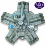 Externer Radialkolben-hydraulischer Motor des Keil-Nhm6-500 für Extile Maschinerie