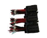 Автомобильная проводка провода с разъемом ECU доски компьютера тюнера обломока