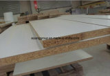 Conglomerado Plant/Raw Chipboard/Plain Chipboard para Cabinet Carcass