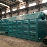 Промышленным боилер горячей воды Двойн-Барабанчика Szl2.8-0.7MPa горизонтальным ый углем