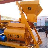 De tweeling Concrete Mixer van de Schacht met Verklaard Ce (Js750)