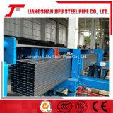 Hochfrequenzschweißens-Stahlgefäß-Tausendstel