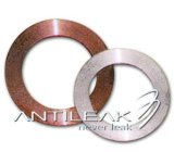 Metal plat Ring Gasket pour Sealing