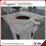 중국 공급자에게서 2t 중파 알루미늄 녹는 로