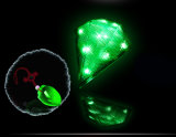 Grüne Reae Lampen-Warnlicht