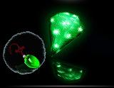 Piloto de la lámpara verde de Reae