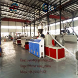 Placa de mármore artificial do PVC que faz a máquina o PVC plástico da máquina da placa da decoração de Extruderpvc folha de mármore que faz a máquina
