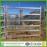 Preiswerte galvanisierte Stahlvieh-Panels für Verkauf